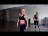 Упражнения при ущемлении седалищного нерва. Александра Бонина