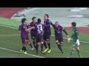 J 2 League 2017 round 2 Kyoto Sanga Vortis Tokushima