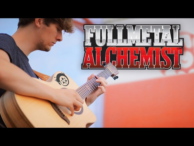 Brothers - Fullmetal Alchemist OST - Fingerstyle Guitar Cover