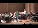 А.Вивальди - Концерт ре минор 1 часть.Репетиция. Невретдинов Ильяс труба