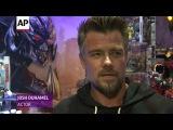 Josh Duhamel teases Transformers The Last Knight