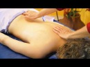 Back Massage Therapy For Women Tutorial, ASMR Athena Jezik Courtney Bell