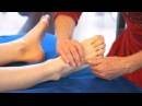 Foot Leg Massage Therapy Techniques, Athena Jezik Courtney Bell, How To Massage Feet