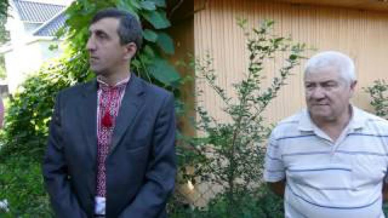 Весілля в Перегінську 3.09.2016 1 частина