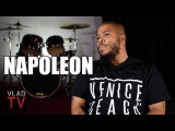 Napoleon (Outlawz) on 2Pac Wanting to End East Coast vs West Coast Beef