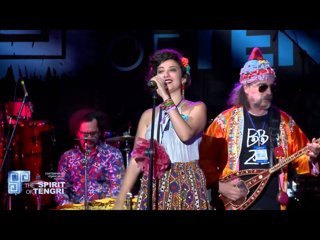 Baba Zula (Turkey) - The Spirit of Tengri 2015
