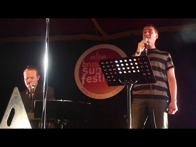 Benjamin Schoos David Madi - Smells like teen spirit (live @ BSF)