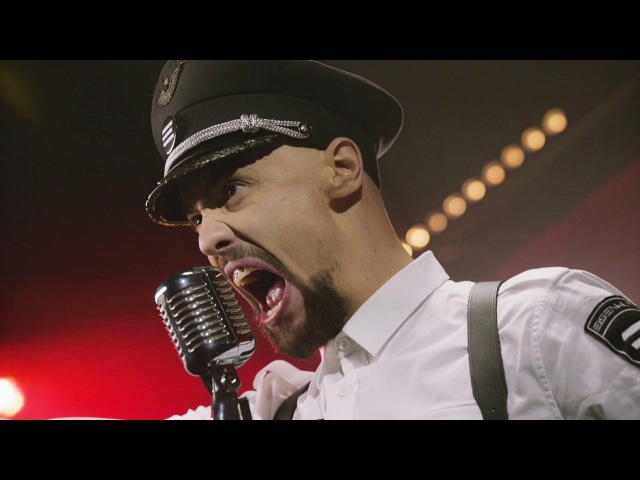 Eisenwut - Der ewige Krieg (Live Performance)