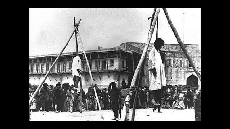 Геноцид казахов 1916 года Убийство 300 тысяч людей безбожниками