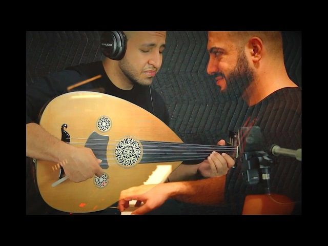 All Of Me - Oud/Piano cover - Ahmed Alshaiba Maan Hamadeh