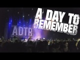 A DAY TO REMEMBER - IF IT MEANS A LOT TO YOU