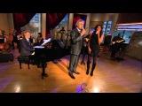 Watch Andrea Bocelli perform 'Garota De Ipanema' live on QVC with Natalie Cole