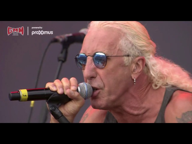Dee Snider live Graspop Metal Meeting 2017