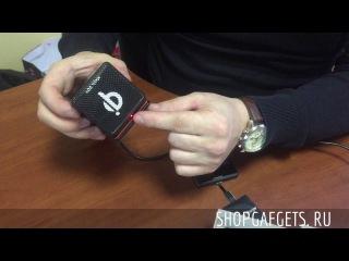 Обзор беспроводной автомобильной зарядки Magic Bax
