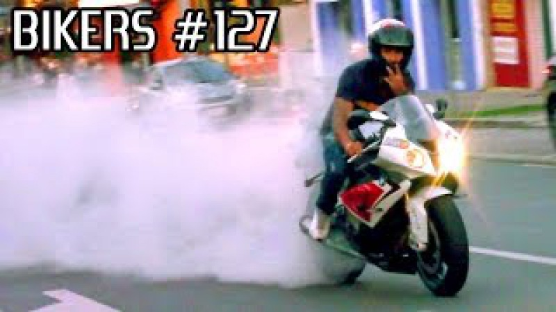 BIKERS 127 - S1000RR Rolling Burnout, Wheelies, RLs mais Superbikes!