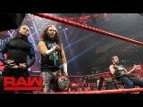 [#BMBA] Dean Ambrose & The Hardy Boyz crash