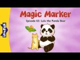 Magic Marker 63 Lulu the Panda Bear  Level 2  By Little Fox