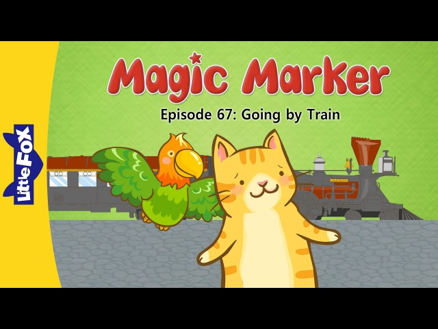 Magic Marker 68: The Guest | Level 2 | By Little Fox