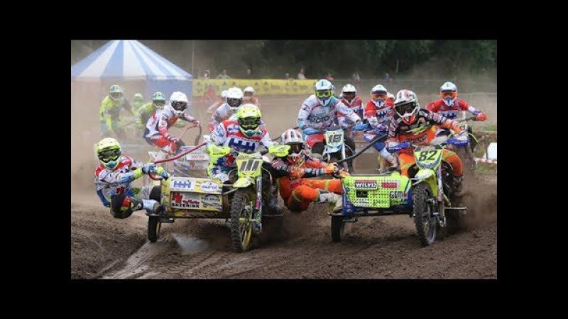 ONK Sidecarcross 2017, June 25, Valkenswaard, The Netherlands