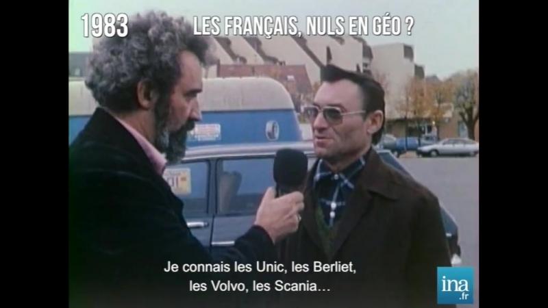 Les Français et ... la géographie