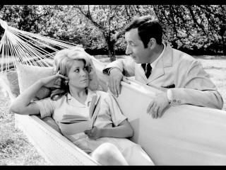 Х/Ф Жизнь богачей / La Vie de chateau (Франция,1966) Военный фильм, комедийная драма. В гл. ролях Катрин Денёв и Филипп Нуаре.