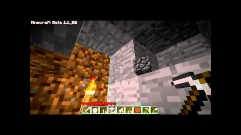 MineCraft - BETA-цикл. 16 серия.
