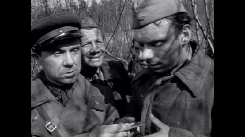 Quand passent les cigognes (1957) Fr
