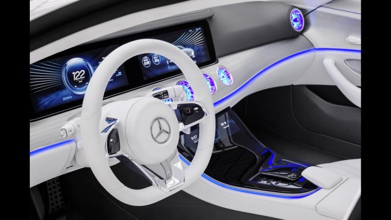 Mercedes Benz - Concept IAA 2015