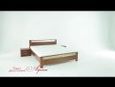 Ліжко Афіна. Інструкція для самостійного складання
