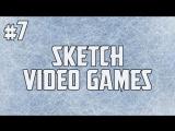 Sketch Video Games #7