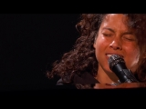 Alicia Keys - Illusion of bliss (Jimmy Kimmel live!)