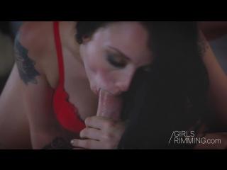 Alessa Savage [HD 1080, all sex, rimming, asslicking, new porn 2017]