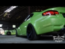 Green with Envy. Behind the scenes with Rides Magazine