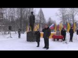 Сюжет о встрече с представителями турбизнеса и открытии памятника Антонине Пальшиной