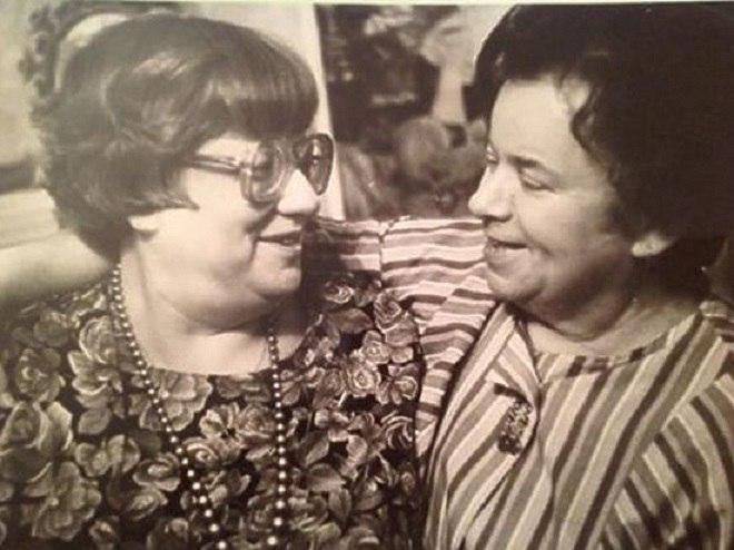 Умерла мать правозащитницы Валерии Новодворской
