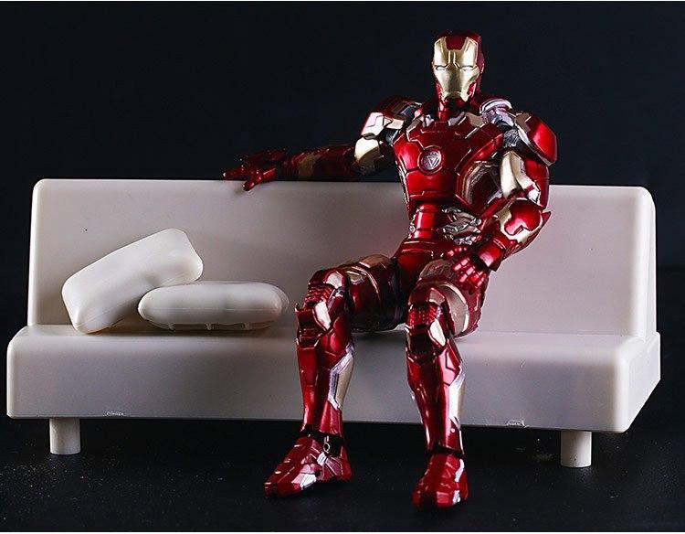 Комплект Iron Man + диван
