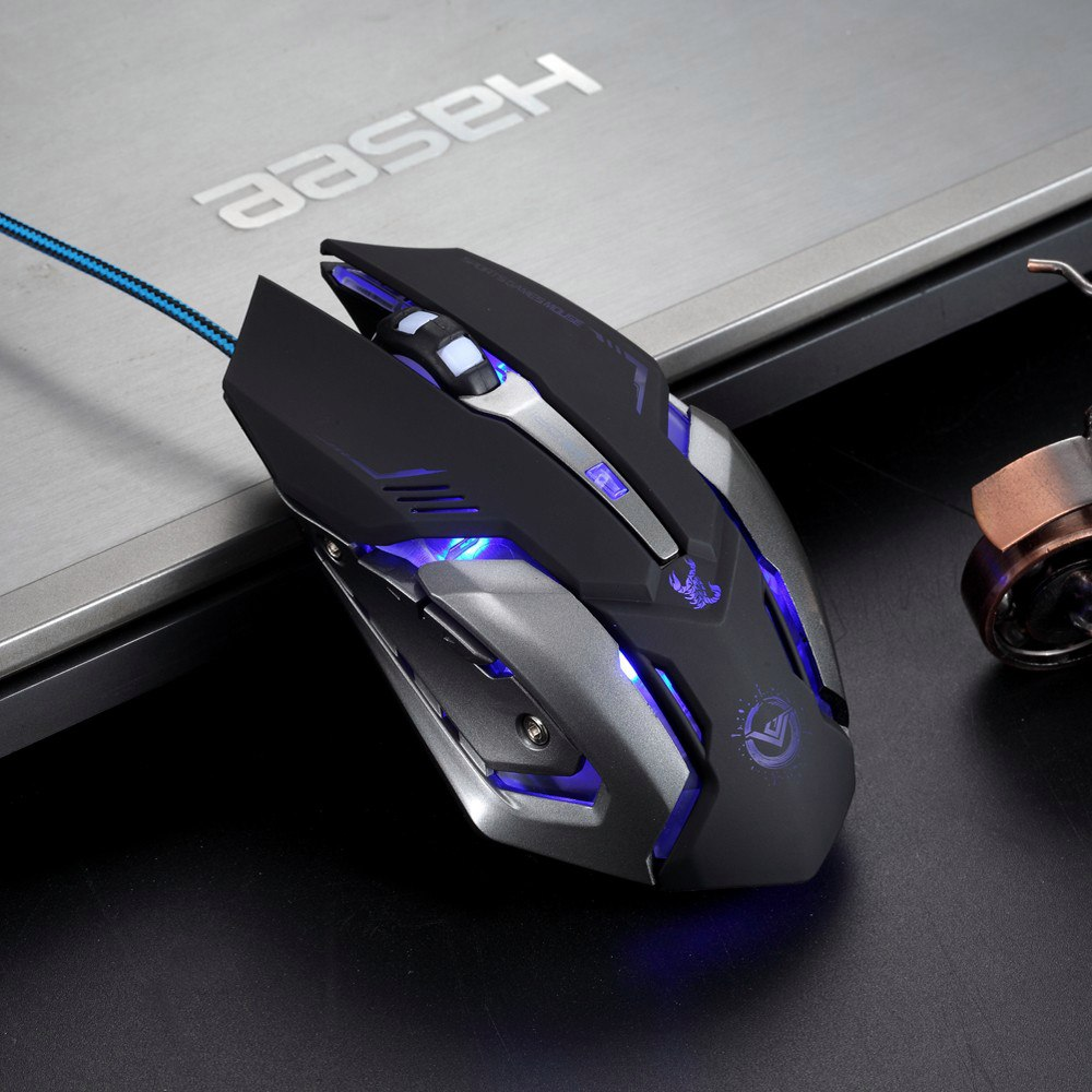 Отличная игровая мышь