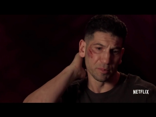 Punisher 2016 (Daredevil S02) (интервью)