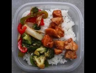 Классный рецепт для правильного питания