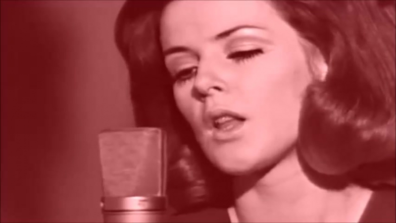 Anni-Frid Lyngstad - Mad About The Boy