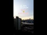 [Инстастори] 170127 Джун Кей: Утро Лунного Нового Года 🙂 ДОБРОЕ УТРО