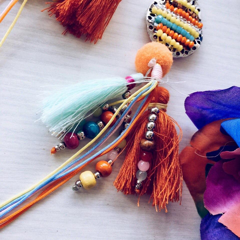 Яркие серьги для ярких девушек от e-Manko