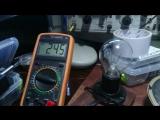 первый запуск усилителя на 6п14п
