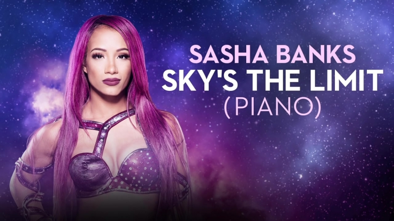 Sasha Banks - Sky's The Limit (Piano)