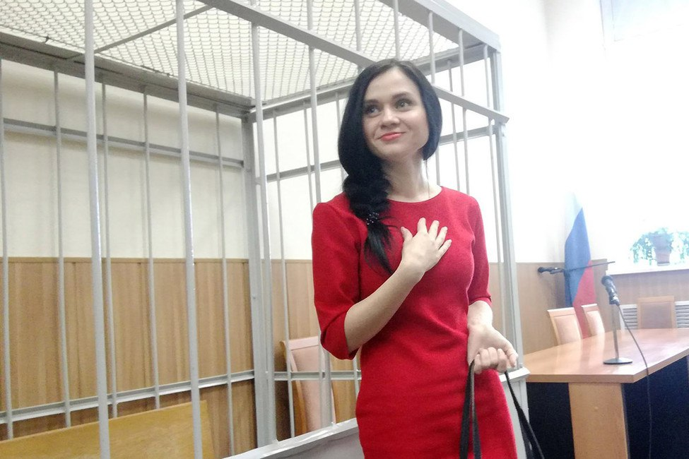 Жительницу Владимира арестовали за репост картинки, на которой Путин