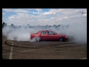 Mercedes-Benz W201 swap 5.5 AMG Burnout and Donuts Pure Amg