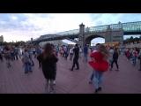 Salsa в Парке Горького