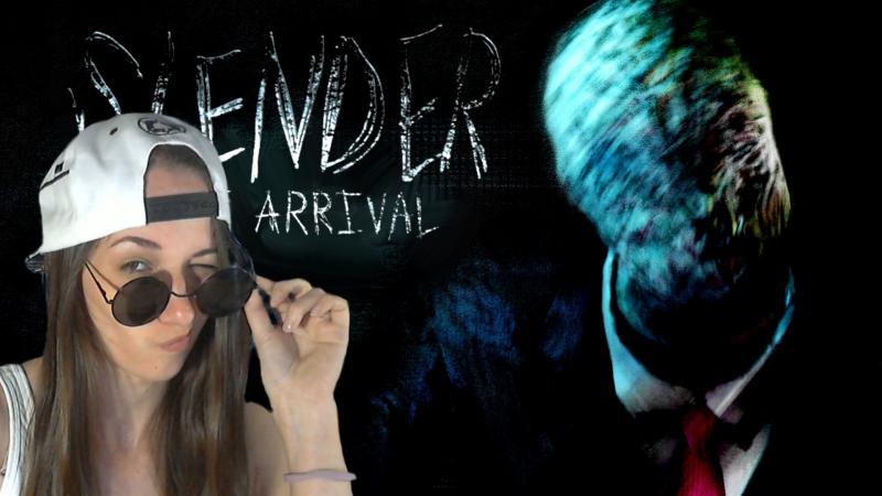 ТОЩИЙ ЖУТИК | Slender: The Arrival