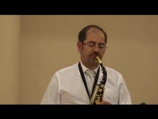 Такой игры на саксофоне я еще не слышал, впечатления невероятные!.mp4