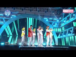 170910 • onf (온앤오프) - on⁄off • incheon sky festival